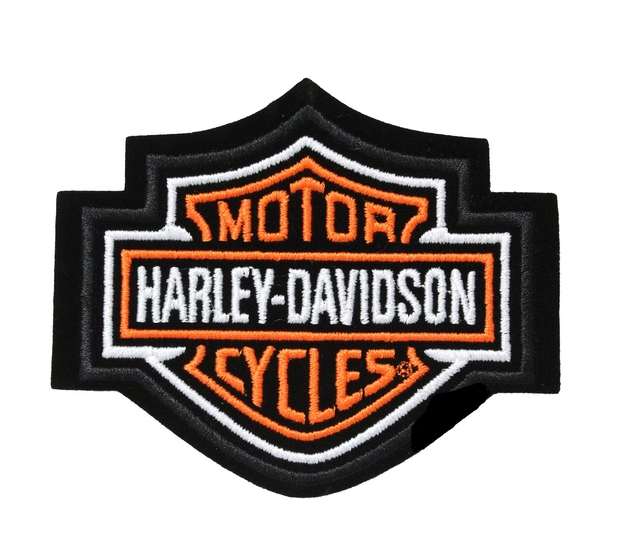 Patch Bar & Shield / Harley Davidson